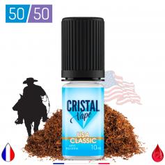 USA CLASSIC- CRISTAL VAPE - E-LIQUIDE moins cher de France