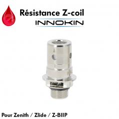 Mèches, Résistances Resistance Z-COIL INNOKIN