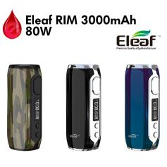 BOXS & MODS Eleaf - BOX ISTICK RIM