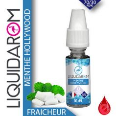 LIQUIDAROM MENTHE HOLLYWOOD - LIQUIDAROM