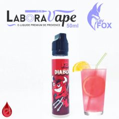 LABORAVAPE RED DIABOLO FRESH - LBV FOX - LABORAVAPE