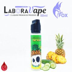LABORAVAPE PINEAPPLE CUCUMBER TEMPTATION FRESH - LBV FOX - LABORAVAPE