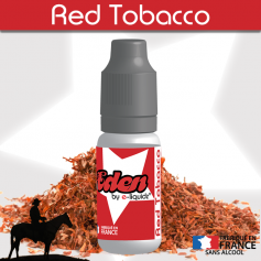 RED TOBACCO ★ EDEN by e-liquidz DESTOCKAGE DLUO