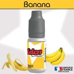 BANANA ★ EDEN by e-liquidz DESTOCKAGE DLUO
