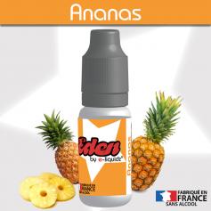 ANANAS ★ EDEN by e-liquidz DESTOCKAGE DLUO