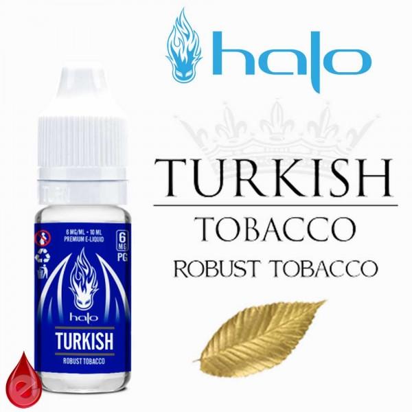 TURKISH e-liquide HALO - E-LIQUIDE moins cher de France