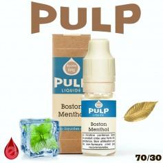 BOSTON MENTHOL - e-liquide PULP