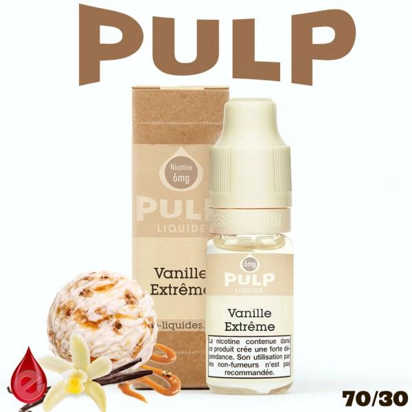 VANILLE EXTREME - e-liquide PULP