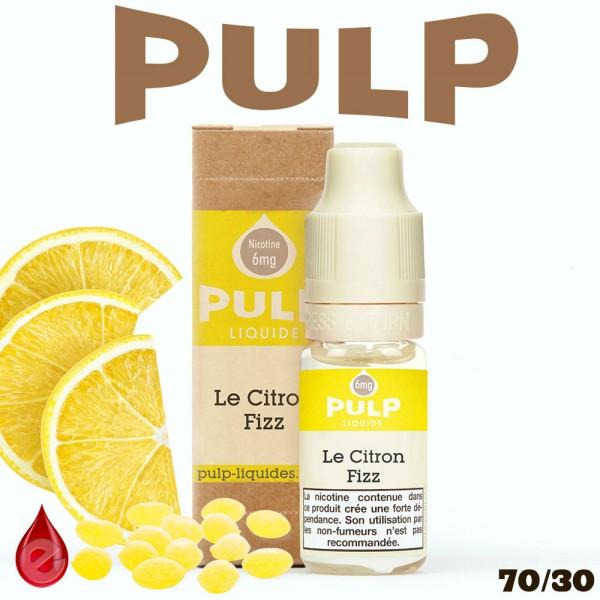 LE CITRON FIZZ - e-liquide PULP