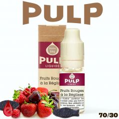 FRUITS ROUGES A LA REGLISSE - e-liquide PULP