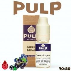 CASSIS EXQUIS - e-liquide PULP