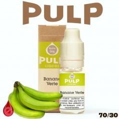 BANANE VERTE - e-liquide PULP
