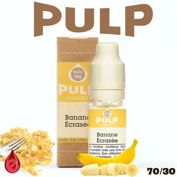 BANANE ECRASEE - e-liquide PULP