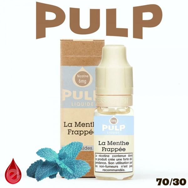 LA MENTHE FRAPPEE - e-liquide PULP