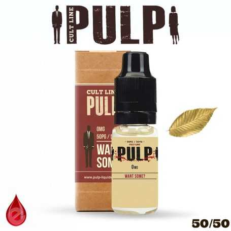 WANT SOME - e-liquide CULT LINE par PULP