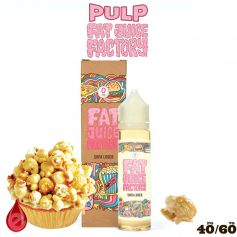 SOFA LOSER - e-liquide 50ml FAT JUICE FACTORY par PULP