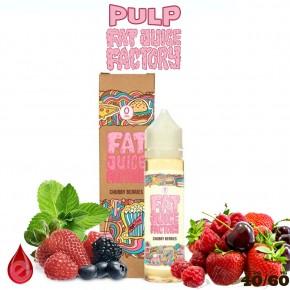 CHUBBY BERRIES - e-liquide 50ml FAT JUICE FACTORY par PULP