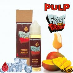 FROZEN MONKEY - e-liquide 50ml FROST AND FURIOUS par PULP