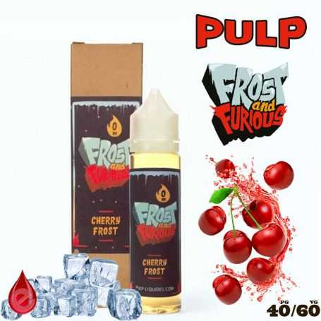 CHERRY FROST - e-liquide 50ml FROST AND FURIOUS par PULP