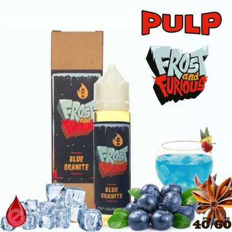 BLUE GRANITE - e-liquide 50ml FROST AND FURIOUS par PULP