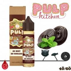 AU BOUT DU ROULEAU - e-liquide 50ml PULP KITCHEN