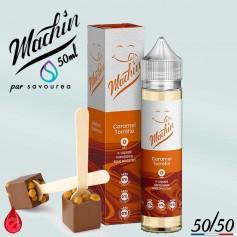 CARAMEL TOREFIE - MACHIN e-liquide 50ml - E-LIQUIDE moins cher de France