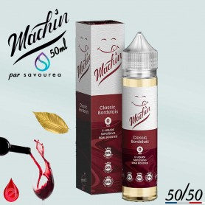 CLASSIC BORDELAIS - MACHIN e-liquide 50ml
