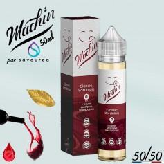 CLASSIC BORDELAIS - MACHIN e-liquide 50ml - E-LIQUIDE moins cher de France