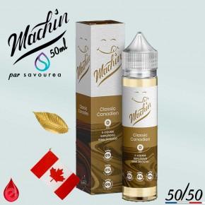 CLASSIC CANADIEN - MACHIN e-liquide 50ml