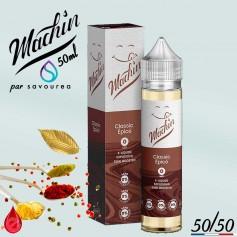 CLASSIC EPICE - MACHIN e-liquide 50ml - E-LIQUIDE moins cher de France