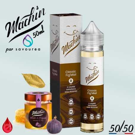 CLASSIC FIG MIEL - MACHIN e-liquide 50ml
