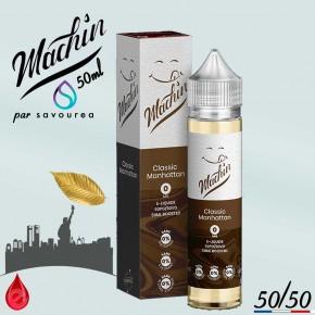 CLASSIC MANHATTAN - MACHIN e-liquide 50ml
