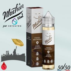 CLASSIC MANHATTAN - MACHIN e-liquide 50ml