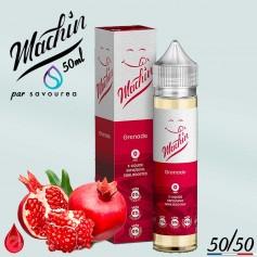 GRENADE - MACHIN e-liquide 50ml - E-LIQUIDE moins cher de France