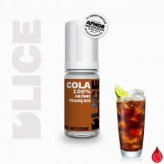 COLA - D'lice - e-liquide DESTOCKAGE DLUO