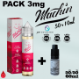 PACKS Nico-Boostable Pack MACHIN 3mg 60ml