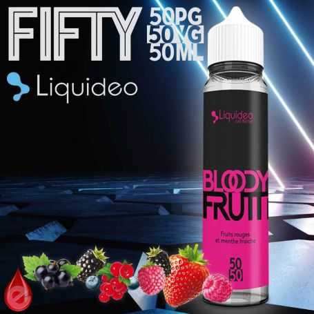 BLOODY FRUTTI - Liquideo FIFTY 50ml