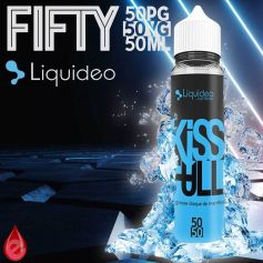 KISS FULL - Liquideo FIFTY 50ml