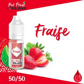 FRAISE - PUR FRUIT par SOLANA