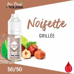 NOISETTE GRILLEE - PUR FRUIT par SOLANA