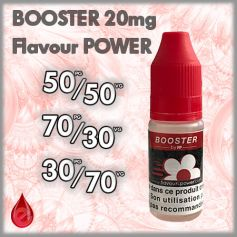 BOOSTER 20MG Flavour POWER DESTOCKAGE DLUO