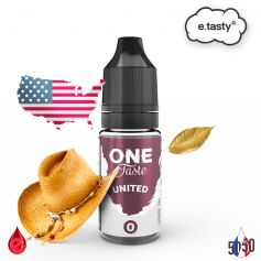 UNITED 10ml - ONE TASTE par e-tasty
