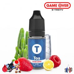 TOA 10ml - GAME OVER par e-tasty