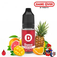 DARIO 10ml - GAME OVER par e-tasty