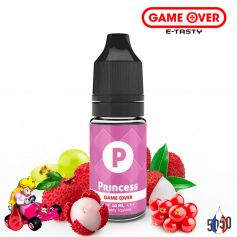 PRINCESS 10ml - GAME OVER par e-tasty