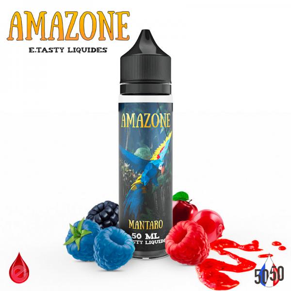 MANTARO 50ml - AMAZONE par e-tasty