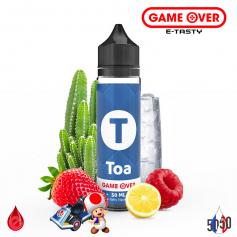 TOA 50ml - GAME OVER par e-tasty
