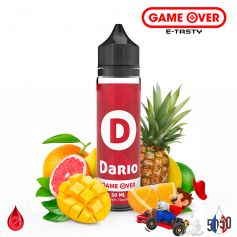 DARIO 50ml - GAME OVER par e-tasty