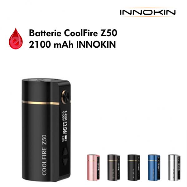 CoolFire Z50 (Batterie) INNOKIN