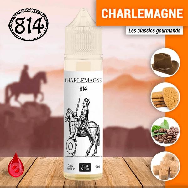 CHARLEMAGNE - 814 50ml